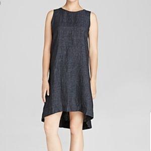 Eileen Fisher 100% Organic Linen Dress